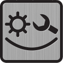 Search Man logo icon