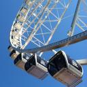 Seattle Great Wheel logo