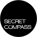 Secret Compass logo icon