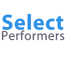 Select Performers logo