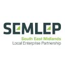 SEMLEP - South East Midlands Local Enterprise Partnership logo