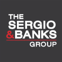 Sergio and Banks Realty logo