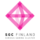 Serious Gaming Cluster Finland logo
