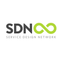Service Design Network logo icon