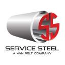 Service Steel logo
