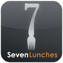 SevenLunches.com logo