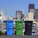 Sf Recycles logo icon