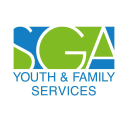 SGA Youth & Family Services logo