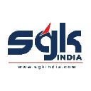 SGK INDIA INDUSTRIAL SERVICES PVT.LTD logo