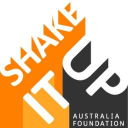 Shake It Up Australia Foundation logo