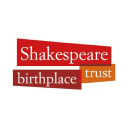Shakespeare Birthplace Trust Registered Charity Number02 logo icon