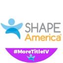 Shape America logo icon