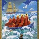 Share The Faith Ministries/Transfigure.us logo