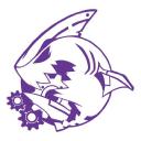 Shark Robot logo icon