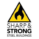 Sharp and Strong Ltd - Steel Buildings logo