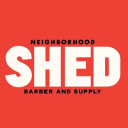 SHED Barber and Supply Logo