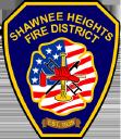 Shawnee Heights Fire District logo
