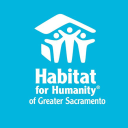 Sacramento Habitat for Humanity logo