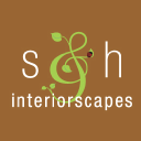 S & H Interiorscapes Inc. logo