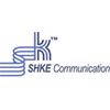 SHKE COMMUNICATION logo