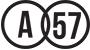 Area 57 Logo