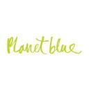 Logo for Planet Blue