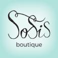 SoSis Boutique Logo