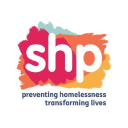 SHP (Single Homeless Project) logo