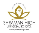 Shraman High Universal School logo