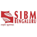 SIBM Bangalore logo