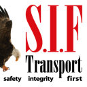 S.I.F Transport ltd logo