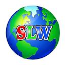 Sign Lighting World logo icon
