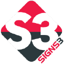 Signs3, Inc. logo