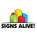 Signs Alive Inc. logo