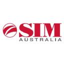 SIM Australia logo