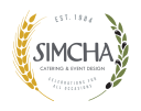 Simcha Kosher Catering & Event Design logo