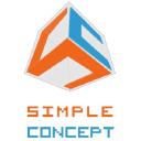 Simple concept logo