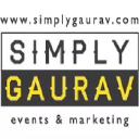 SimplyGaurav Events & Marketing