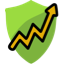 Simply Safe Dividends logo icon