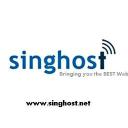 SINGHOST.NET logo