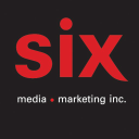 SIX media marketing inc. logo