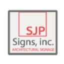 SJP Signs, Inc. logo