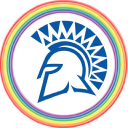 San Jose State         University logo icon