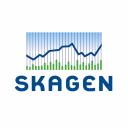 SKAGEN Fondene Danmark logo