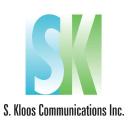 S. Kloos Communications Inc. logo