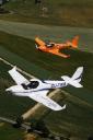 SKYLEADER Aircraft logo