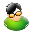 Sky Tech Geek logo icon