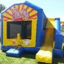 Slide and Bounce Around Inc logo