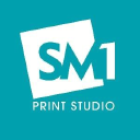 SM1 Print Studio logo