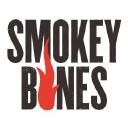 Official Smokey Bones Bar & Fire Grill Company Logo
